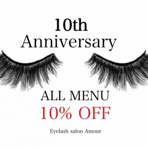 【♡10th Anniversary♡】