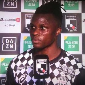 J1第10節 神戸0-0湘南さん マシカデビューもスコアレスドロー