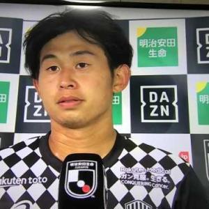 J1第16節 神戸2-1柏さん まあまあやねって?