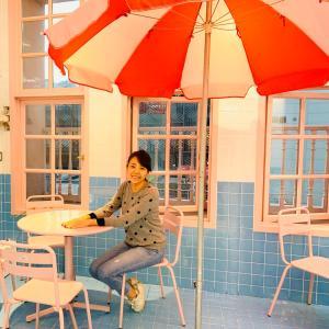 ●【日帰りソウル⑤】インスタ映えするはずのピンクカフェ