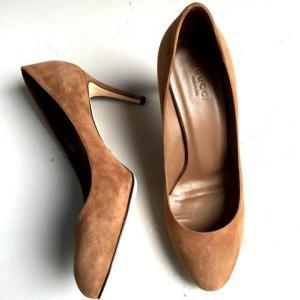 ●春だから、ベージュの靴を準備しよー!!