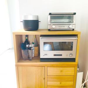 ●バルミューダの炊飯器を買いました