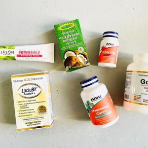 ●最近 iHerbで買ったものは夏の美容栄養グッズ