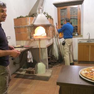 窯で焼くパン・ピザ・ビスケットおいしい夕べ