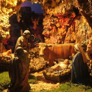 修道院プレゼーペと映画『最初のクリスマス』