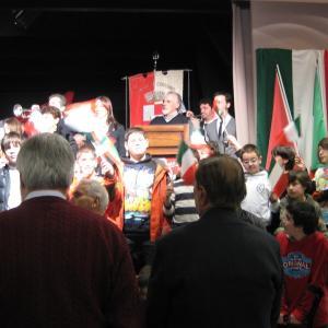 159周年イタリアおめでとう、統一150周年記念の写真と共に