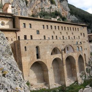 第32号「スビアーコの修道院とクリスマス」