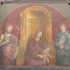 洗礼者聖ヨハネの日とその頭(こうべ)を祀るローマの教会