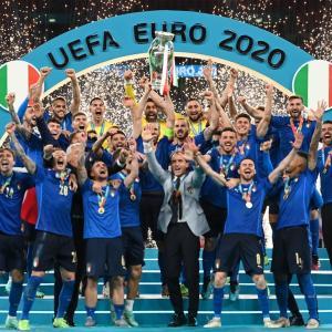 イタリアEU2020優勝、英国でイングランド相手に逆転・健闘の末PK勝ち