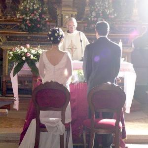 イタリア語学習メルマガ 第12号 「縁は異なもの ―結婚式の思い出―」