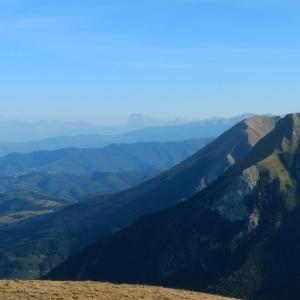 Paradiso 海も遠い山も見渡せる天上の宿、シビッリーニ山脈