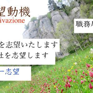 就職活動の日本語学習