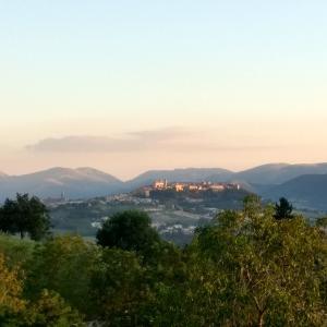 今夜は山のいとこのうちに、カメリーノ