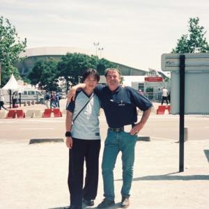 1989年フランス旅行 写真出てきた。懐かしい、若かったなー俺。