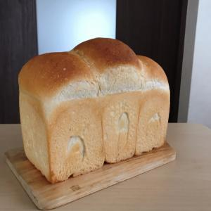 やっぱりシンプル食パンが好き!