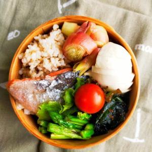 7/27(月)焼き鮭弁当
