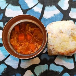 4/20(火)作り置きスープと中華おこわ弁当