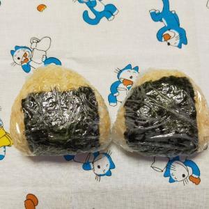 4/30(金)鮭の玄米おにぎり弁当