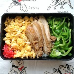 9/4(水)三色丼弁当