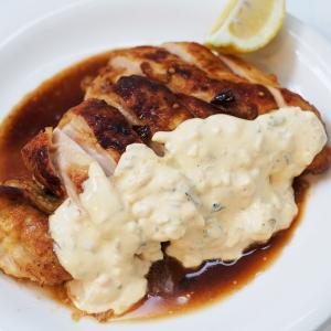 鶏胸肉のビックなチキン南蛮