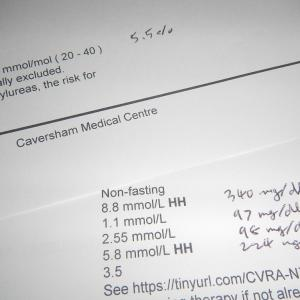 LDL-C低下作戦 やや成果ありも、ほか