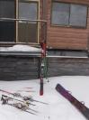 かぐらの雪
