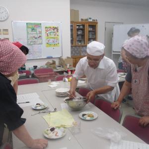 ワイワイ菓子作り教室