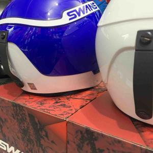 SWANSヘルメット