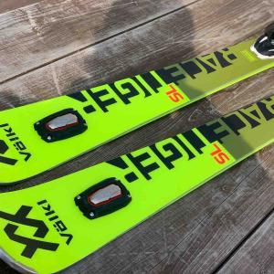 《中古スキー》19/20 VOLKL RACETIGER SL DEMO 165cm