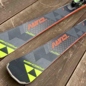 《中古スキー》16/17 FISCHER RC4 THE CURV DTX 164cm