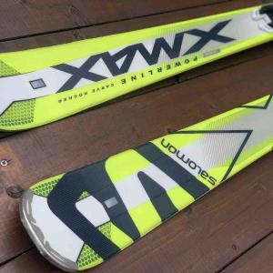 《中古スキー》15/16 salomon X MAX+XT12 Ti 165cm…soldout