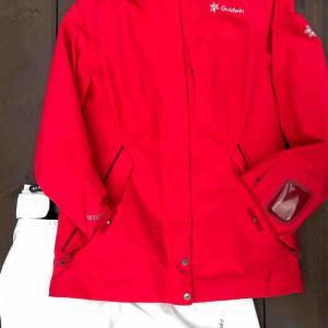 《中古ウェア》18/19 Goldwin ATHENA Jacket&Pants
