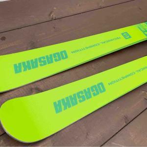 《中古スキー》19/20 OGASAKA TC-MS FL585 177cm