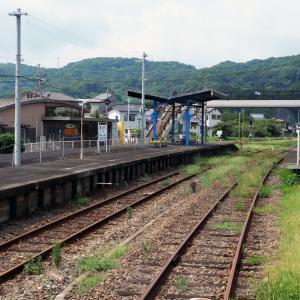 夏の九州乗り鉄(松浦鉄道_松浦⇒伊万里)_2019年8月