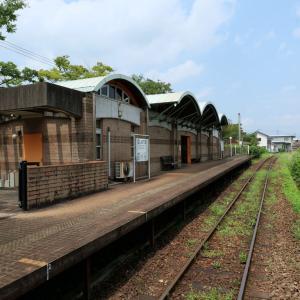 夏の九州乗り鉄(松浦鉄道_伊万里⇒有田)_2019年8月