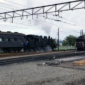 大井川鐵道乗車記(新金谷でSL見学)_2019年9月