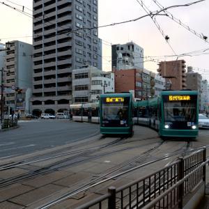 広島電鉄(宇品線・皆実線)_2019年12月