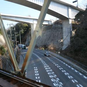 能勢電鉄(3)・平野⇒日生中央_2020年3月