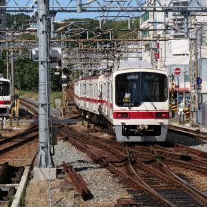 久しぶりのお出かけ_神戸電鉄・鈴蘭台_2020年9月