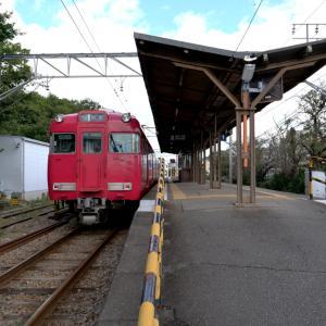 名鉄・1DAYフリー切符の旅(3)蒲郡線_2020年10月