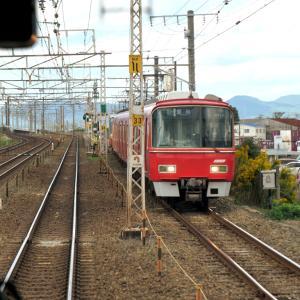 名鉄・1DAYフリー切符の旅(5)豊橋⇒国府_2020年10月