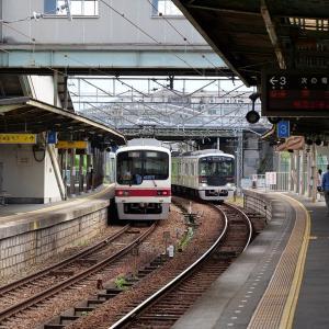 神戸電鉄・鈴蘭台⇒西鈴蘭台_2021年9月