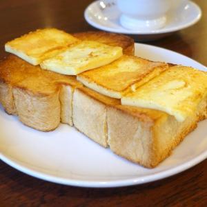 浅草 銀座 ブラジルの斬新なチーズトースト