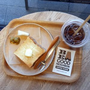 スカイツリー ソラマチで休憩 COFFEE KIOSK