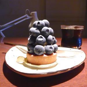 本郷三丁目 TIES タイズ 季節限定タルトと美味しいコーヒーを求めて