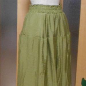 スカート、お直し。