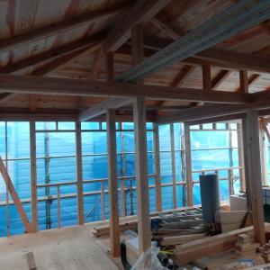 木表しの天井