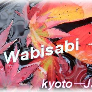 水落ち葉・🍁・Wabisabi・・&甘鯛の薄造り&白菜シチューパスタ