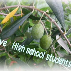 ボランティア olive High school students・・🍃・&悔しいラーメン