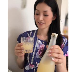 瀬戸内レモン梅酒!で乾杯!